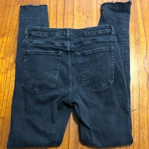 Divided Jeans - Divided by H&M distressed skinny jeans